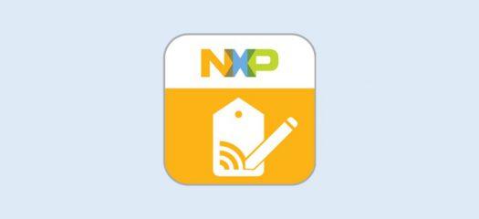 NXP Tagwriter