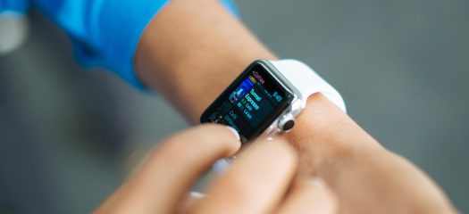 nfc wearables smart watch