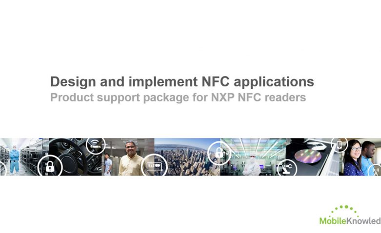 Product support package for NXP NFC readers overview