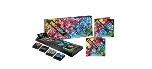 NFC gaming in Hasbro Dropmix