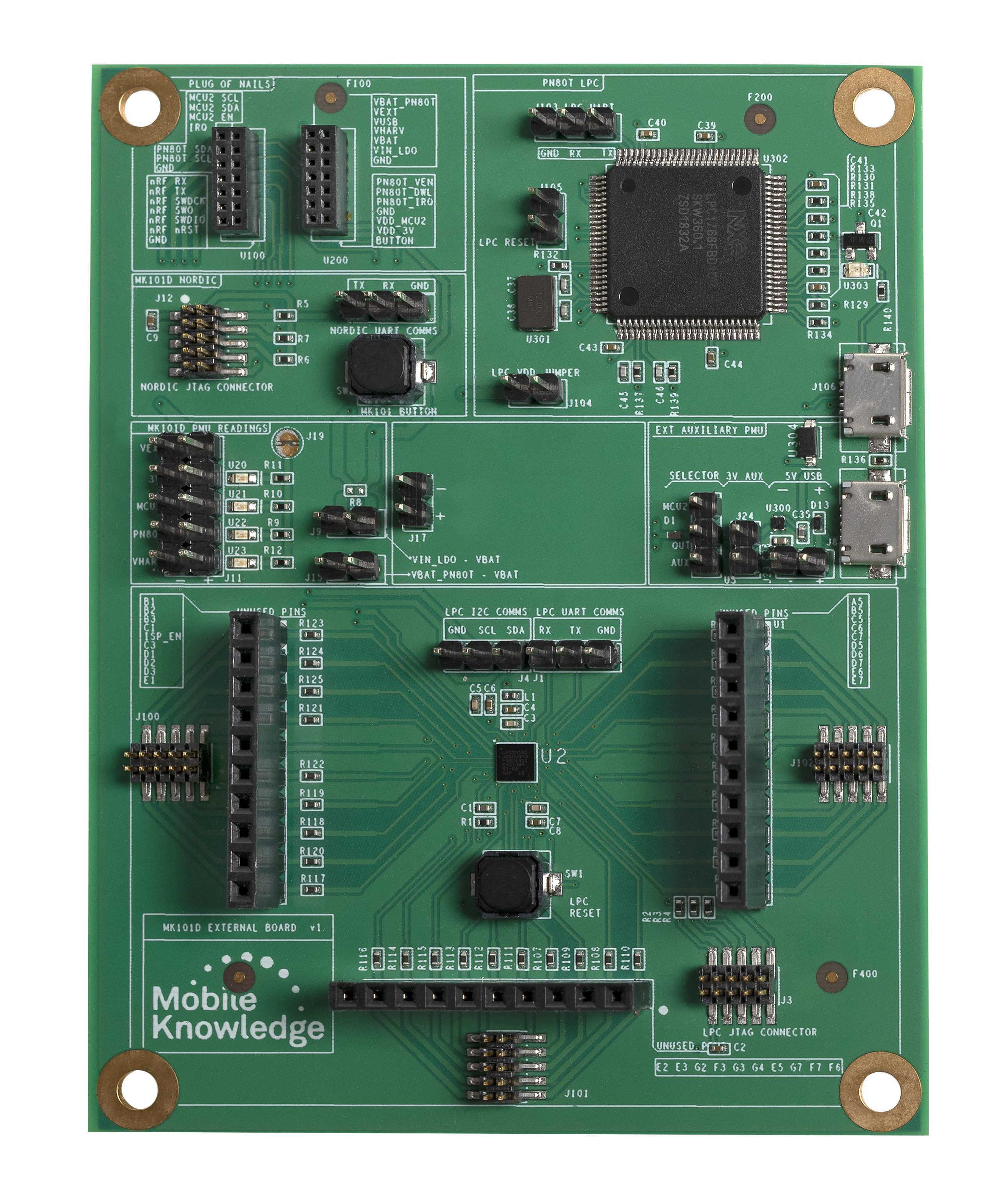 MK101 External Board