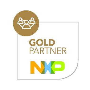 NXP Partner Gold Partner