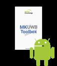 MK UWB Toolbox Android app