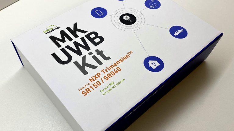 MK UWB Kit SR150/SR040