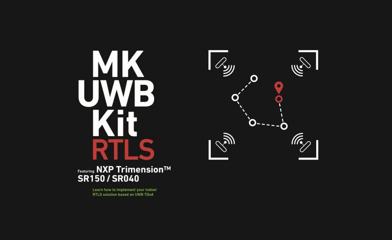 MK UWB Kit RTLS